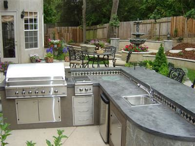 outdoor kitchen granite countertops outdoor kitchens countertops in atlanta georgia and southeast