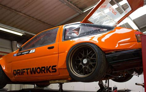 DW86 drift car - Driftworks Toyota AE86 Corolla | Drift ...