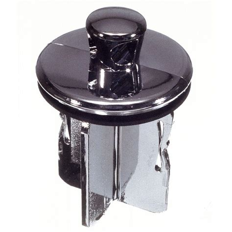 kitchen sink stopper that works danco 1 in lavatory sink stopper 88164 the home depot