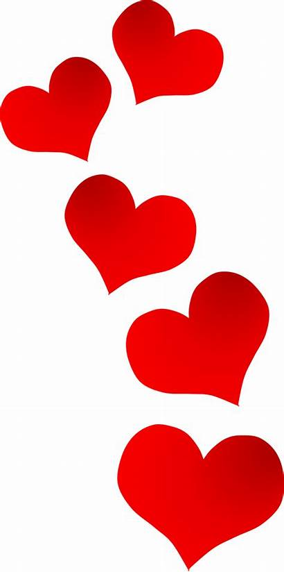 Heart Clipart Hearts Clip Transparent Cliparts Frame