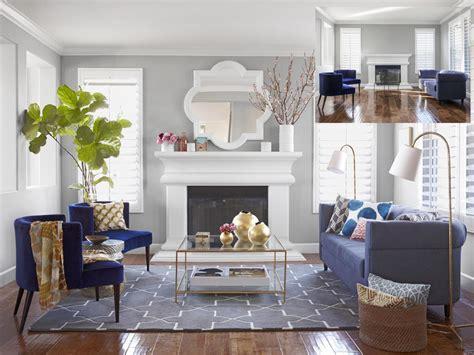 hgtv livingroom a 39 s day living room makeover hgtv