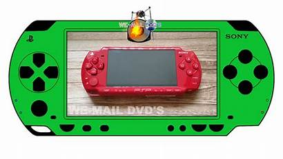 Psp Console War Limited God Edition Vibrant