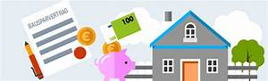 Bausparvertrag Finanzierung Immobilie : bausparvertrag der traum vom wohneigentum ~ Lizthompson.info Haus und Dekorationen