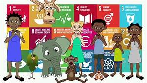 United Nations + Ubongo Kids | The Global Goals | Human ...