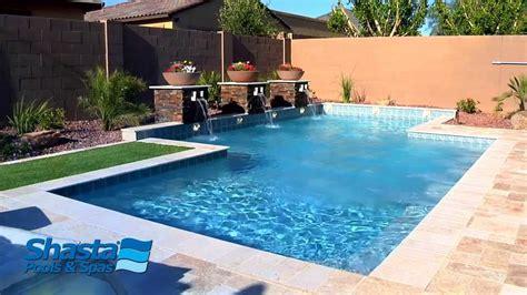 surprise arizona swimming pool experience  shasta