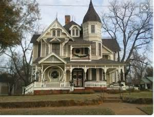 Haunted Gothic Victorian House