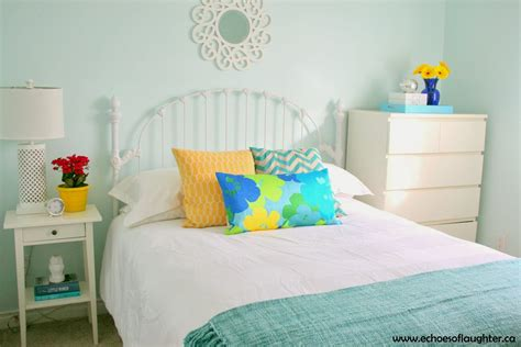 Teen Girl Bedroom Makeover-echoes Of Laughter