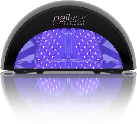 led nail lamp dryer  gel polish shellac bluesky gelish