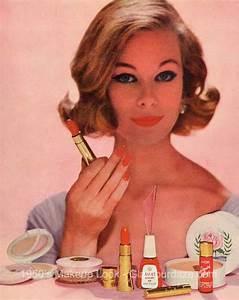 History of 1960s Makeup  Glamour Daze