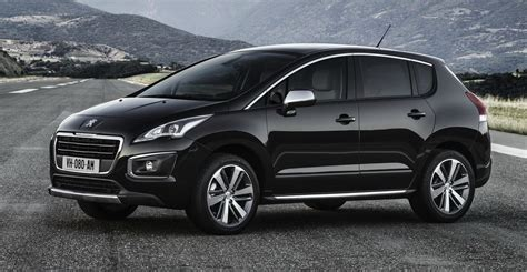 Peugeot 3008 Photo by Peugeot 3008 Facelifted For 2014 Photos 1 Of 11