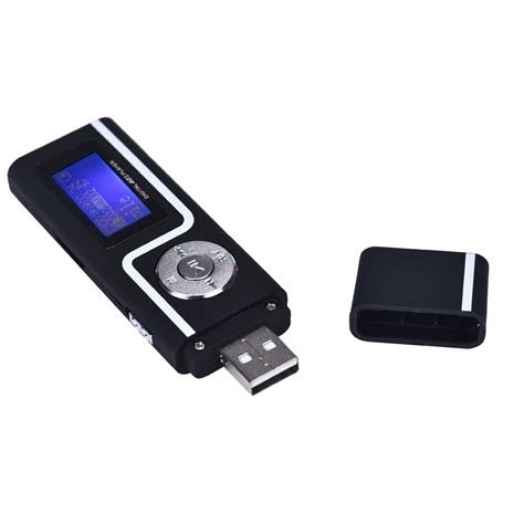 usb mp3 player portable usb mp3 player digital lcd screen support