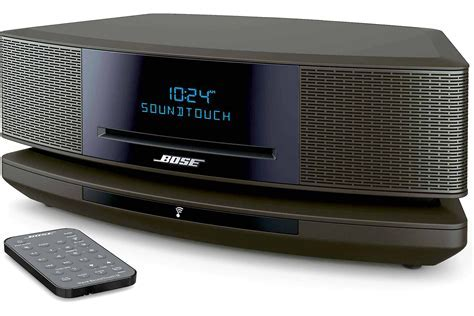 Bose Wave SoundTouch Wireless Music System IV (Espresso