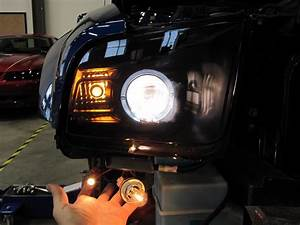 How To Install Projector Headlights For 2005