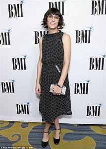 Songwriter Teddy Geiger makes red carpet debut after her ...