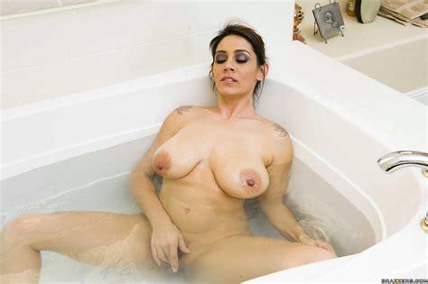 Horny Wife Raylene Getting Fucked Hard In The Bathroom