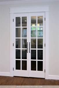Bifold Interior Closet Doors by Pantry Doors Finished Bifold Closet Doors Installed As