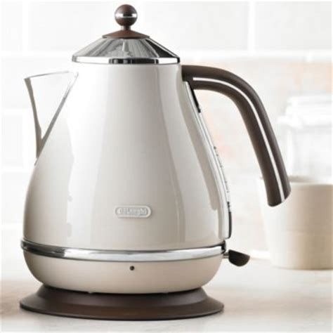 Delonghi Icona Kettle And Toaster Black by Error 404 Page