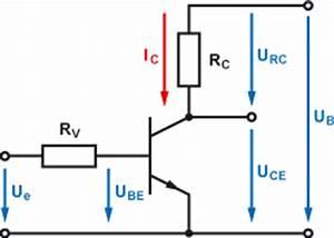 Transistor Basiswiderstand Berechnen : pwm per npn transistor roboternetz forum ~ Themetempest.com Abrechnung