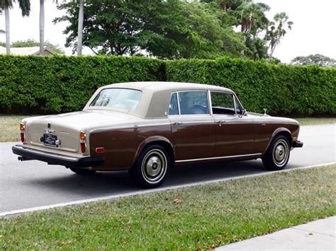 1979 Rolls Royce Silver Wraith Ii by 1979 Rolls Royce Silver Wraith Ii For Sale Delray
