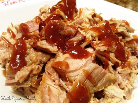 crock pot pulled pork with buzzy s scratch pork mouths and rubs