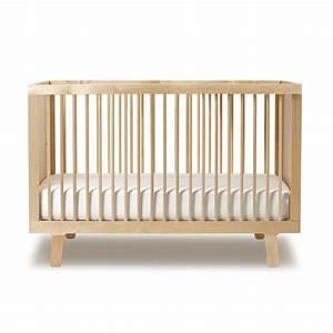 Lit Bois Bebe : lit b b volutif sparrow bouleau oeuf nyc pour chambre enfant les enfants du design ~ Teatrodelosmanantiales.com Idées de Décoration