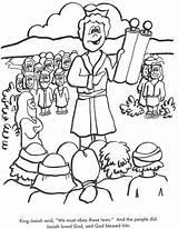 Coloring Bible King Josiah Pages Pastor Crafts Sunday Jehoshaphat Joash Lesson Printable Nebuchadnezzar Lessons Sheets Church Nehemiah Jeremiah Cut Jesus sketch template