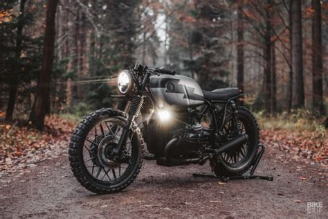 A 1970s Bmw R100 Destined For Alpine Trails