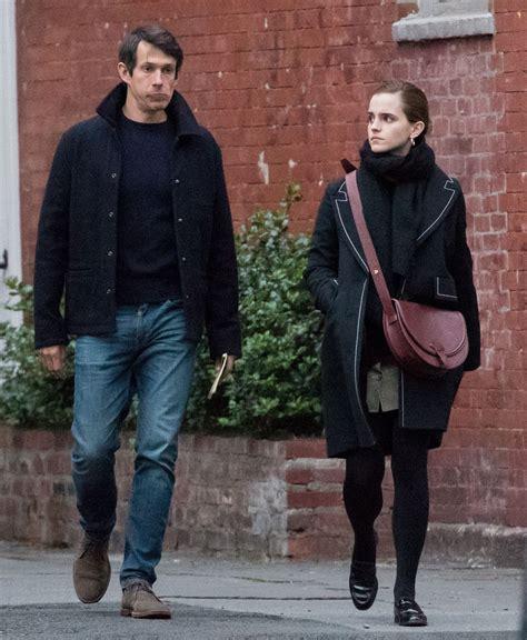 Emma Watson Updates Her Boyfriend Nyc