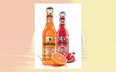 radeberger gruppe usa introduces schofferhofer pomegranate