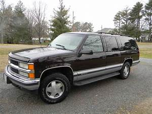 1997 Chevrolet Suburban - Pictures