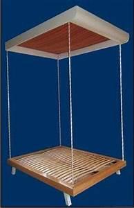 Lit Au Plafond Electrique : lit plafond trouvez le meilleur prix sur voir avant d ~ Premium-room.com Idées de Décoration