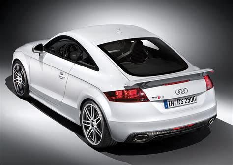 audi tt rs limited edition  tronic