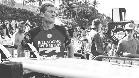 @koloheandino gives his surfboard the touch. Aussie National Coach Bede Durbidge Talks Land Down Under ...