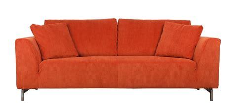 canapé orange canapé en velours orange commandez nos canapés en