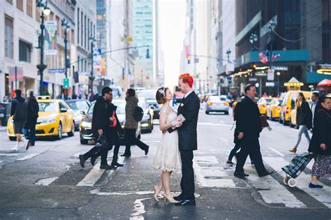 Cool New York Art Deco Great Gatsby Style Wedding With