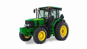 John Deere 6115d Tractor Maintenance Guide  U0026 Parts List
