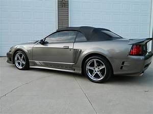 2001 Ford Mustang Deluxe Convertible | Car Wallpaper