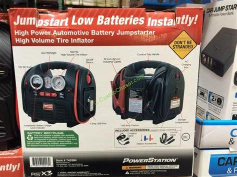 powerstation psx jump starter  portable power source