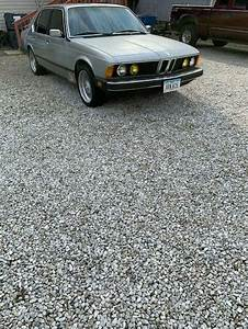 1982 Bmw 733i 5 Speed Manual Transmission For Sale