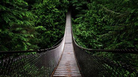 capilano suspension bridge canada nikeweekend