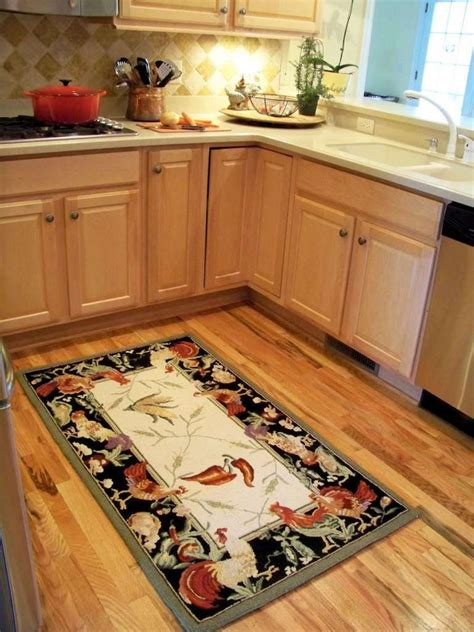 durable kitchen table best kitchen rugs and mats selections homesfeed