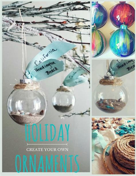 make your own christmas ornament ourcalendar