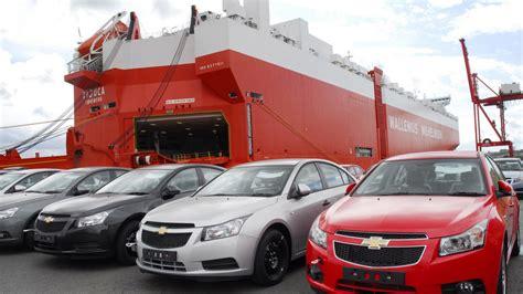ship  car   philippines retiring