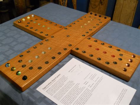 aggravation game wooden board games woodworking