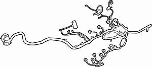 Ford Mustang Engine Wiring Harness  5 0 Liter  W  Manual
