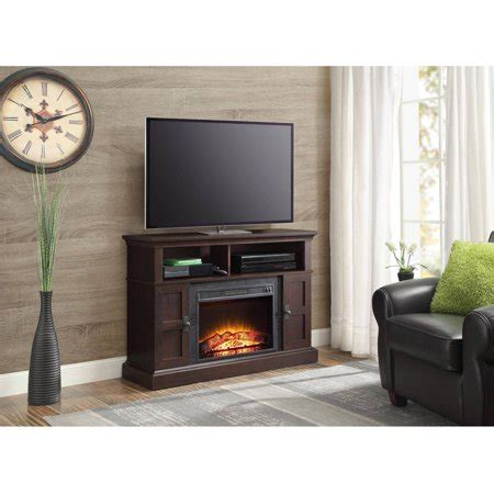 whalen fireplace tv stand whalen media fireplace for your home television stand
