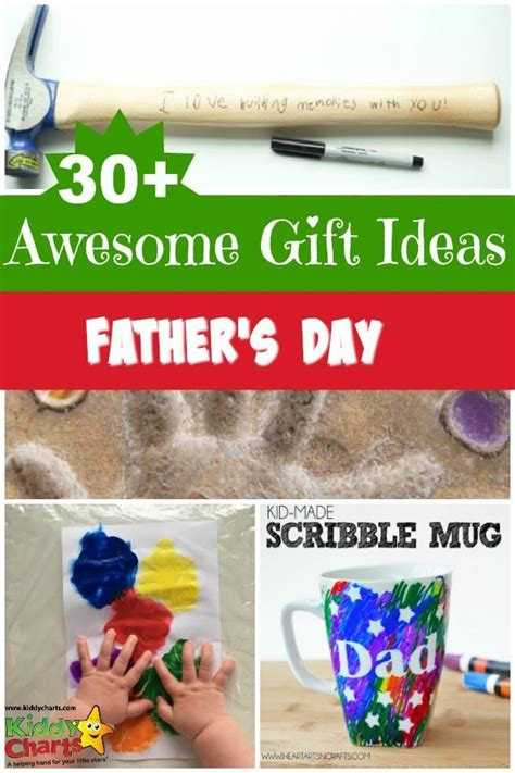 fathers day gift ideas 30 fathers day gifts for toddlers to make