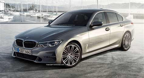 2019 bmw 3 series this is what we think the new g20 will