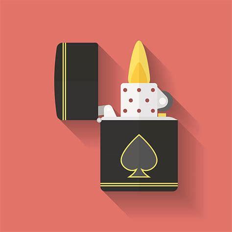 royalty  cigarette lighter clip art vector images