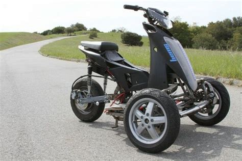 Electric Motorsport by Sway Motorsports Electric Scooter The Future Of